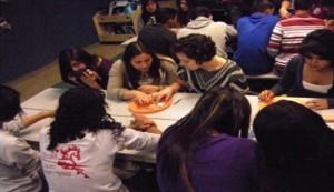 Whittier USD's Students Saving Students program