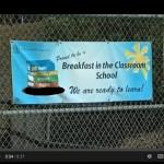 Breakfast in the Class Video